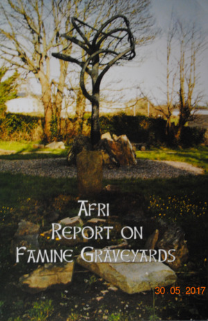 Afri Report on Famine Graveyards