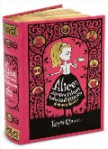Alice's Adventures in Wonderland & Other Stories (Leatherbound Classics)