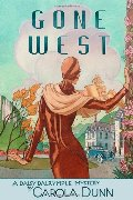 Gone West  (Daisy Dalrymple Mysteries #20)