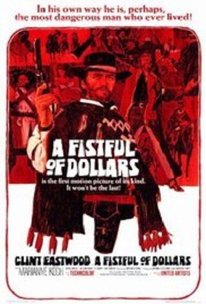 A, Fistful of Dollars (1964)