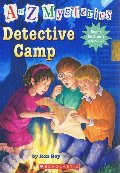 Detective Camp (A to Z Mysteries)
