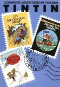 Adventures of Tintin, Vol. 6: The Calculus Affair / The Red Sea Sharks / Tintin in Tibet (3 Volumes in 1), The