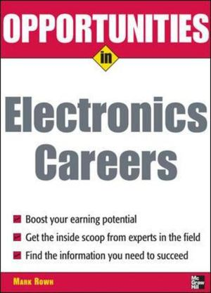 Opportunities in Electronics Careers