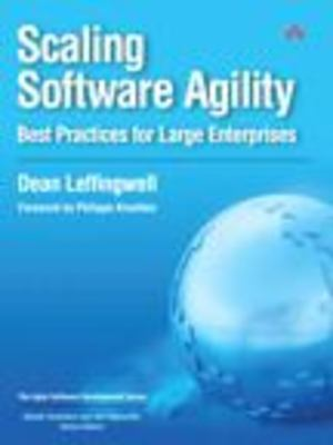 Scaling Software Agility