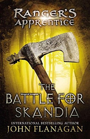 Battle for Skandia: Book Four (Ranger's Apprentice), The