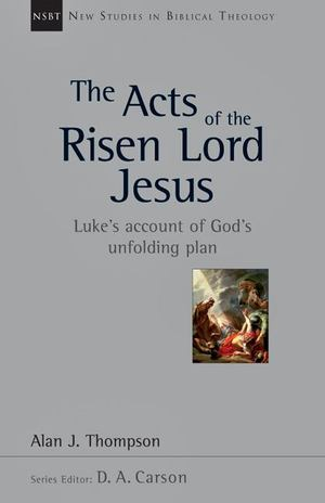 Acts of the Risen Lord Jesus, The