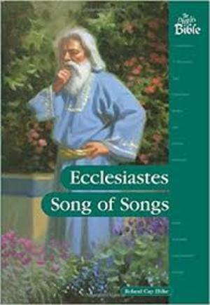 Ecclesiates, Song of Songs (People's Bible)