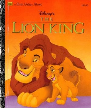 Disney's The Lion King (Little Golden Book)