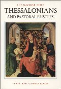 Navarre Bible: Thessalonians and Pastoral Epistles (The Navarre Bible: New Testament), The