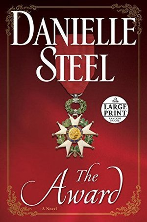 Award Danielle Steel Large Print Hardbound, The