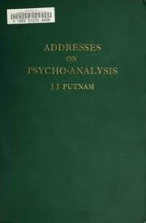 Addresses on psycho-analysis