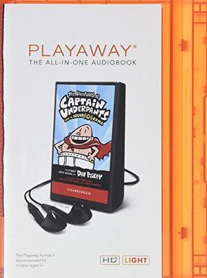 Adventures of Captain Underpants (Captain Underpants Sound (((O))) Rama) Unabridged, The