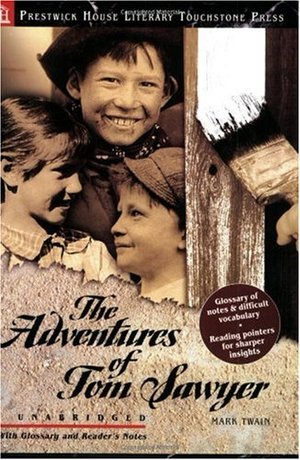 Adventures of Tom Sawyer - Literary Touchstone Edition, The