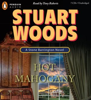 Hot Mahogany (Stone Barrington Novel) (Unabridged)