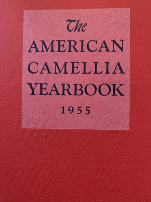 American Camellia Yearbook 1955