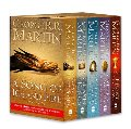 Song of Ice and Fire Series: A Game of Thrones, A Clash of Kings, A Storm of Swords, and A Feast for Crows, A