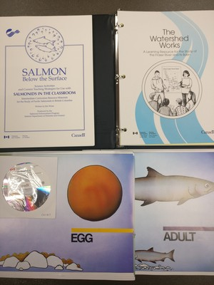 Salmonids in the Classroom Kit