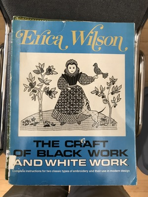 Craft of Black work and White work, The