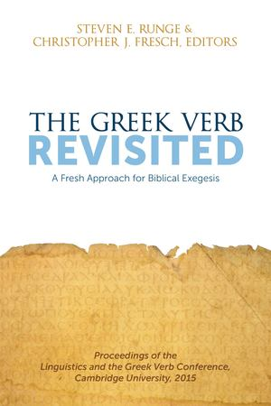 Greek Verb Revisited, The