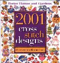 2001 Cross Stitch Designs:: The Essential Reference Book (Better Homes and Gardens) (Better Homes & Gardens Cooking)