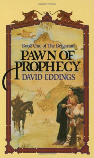 Belgariad #1: Pawn of Prophecy, The