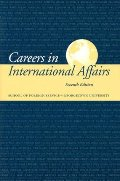 Careers in International Affairs: School of Foreign Service, Georgetown University   28200