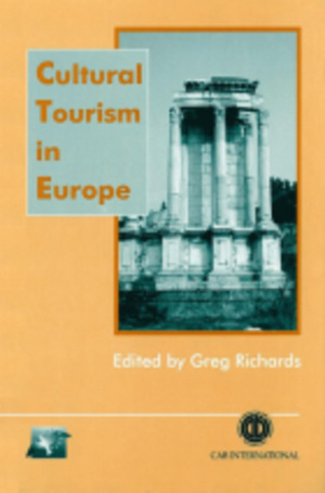 Cultural Tourism in Europe