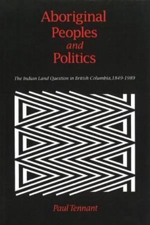 Aboriginal People and Politics