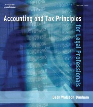Accounting and Tax Principles for Legal Professionals
