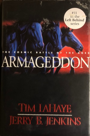 Armageddon:the cosmic battle of the ages
