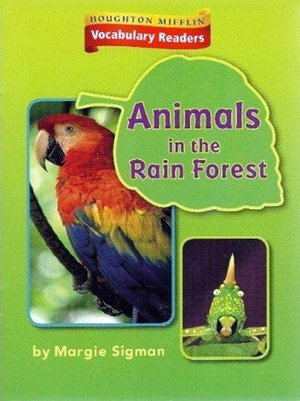 Animals in the Rainforest (5)