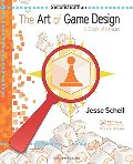 Art of Game Design: A Book of Lenses, Second Edition, The