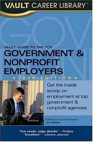 Vault Guide to the Top Government and Nonprofit Employers