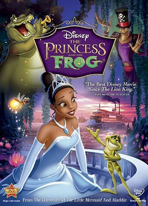 Princess and the Frog (Single-Disc Edition), The