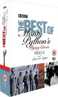 Best of Monty Python's Flying Circus Volumes 1-3  / Live at Aspen [DVD]  [1969], The
