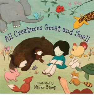 All Creatures Great and Small (Board book) - Common