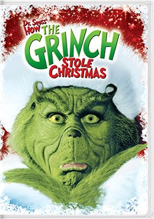 Dr. Seuss' How The Grinch Stole Christmas (New Artwork)