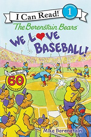 Berenstain Bears: We Love Baseball!, The