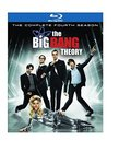Big Bang Theory: Season 4 [Blu-ray], The