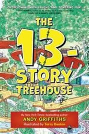 13-Storey Treehouse, The