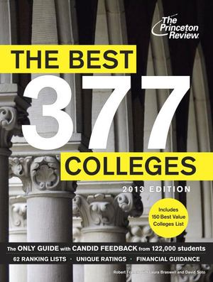 Best 377 Colleges 2013, The