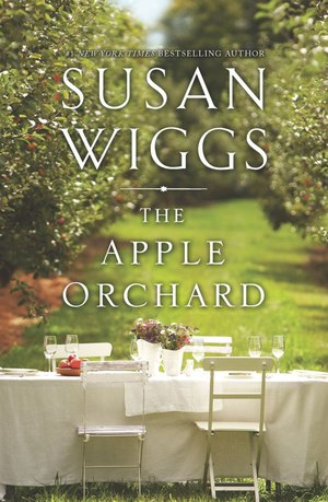 Apple Orchard -- LARGE Print, The