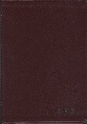 Quest Study Bible: New International Version/Burgundy Top-Grain Leather, The