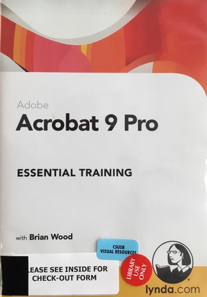 Adobe Acrobat 9 Pro: Essential Training