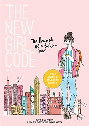 New Girl Code - The launch of a fashion app, The