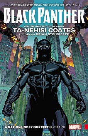 Black Panther #1: A Nation Under Our Feet