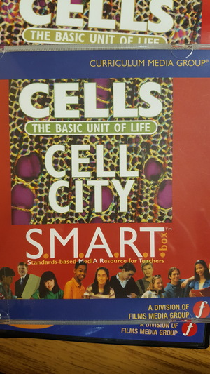 Cells The Basic Unit of Life: Cell City