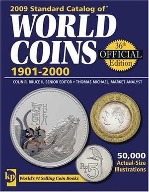 2009 Standard Catalog of World Coins 1901-2000