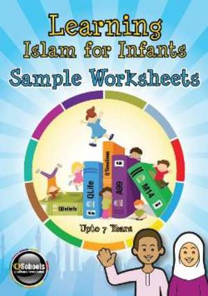 Learning Islam for Infants - Sample Worksheets