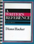 Writers Reference Edition